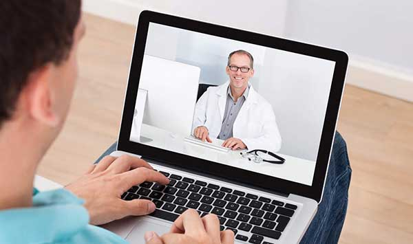 Be Well introduces Video Consultations