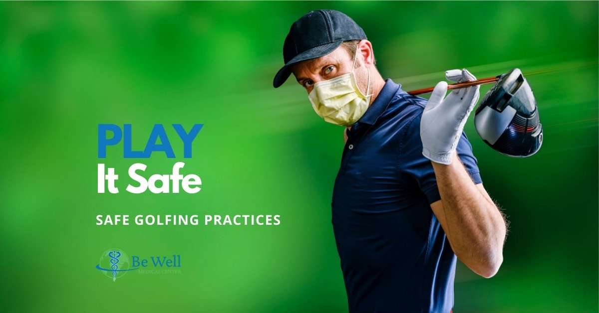 Virus Safety for Golfers