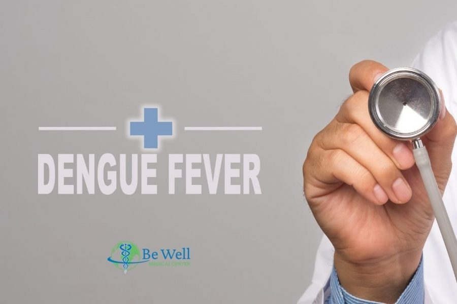 Dengue Fever : It's that time.