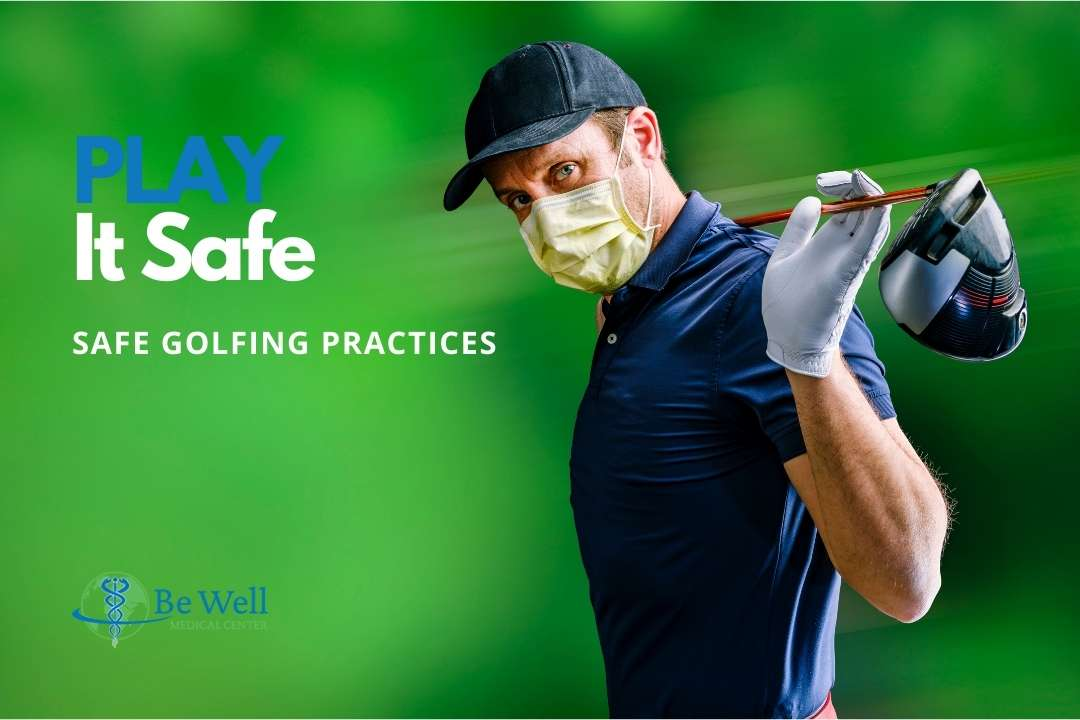 Virus Safety Recommendations for Golf Players