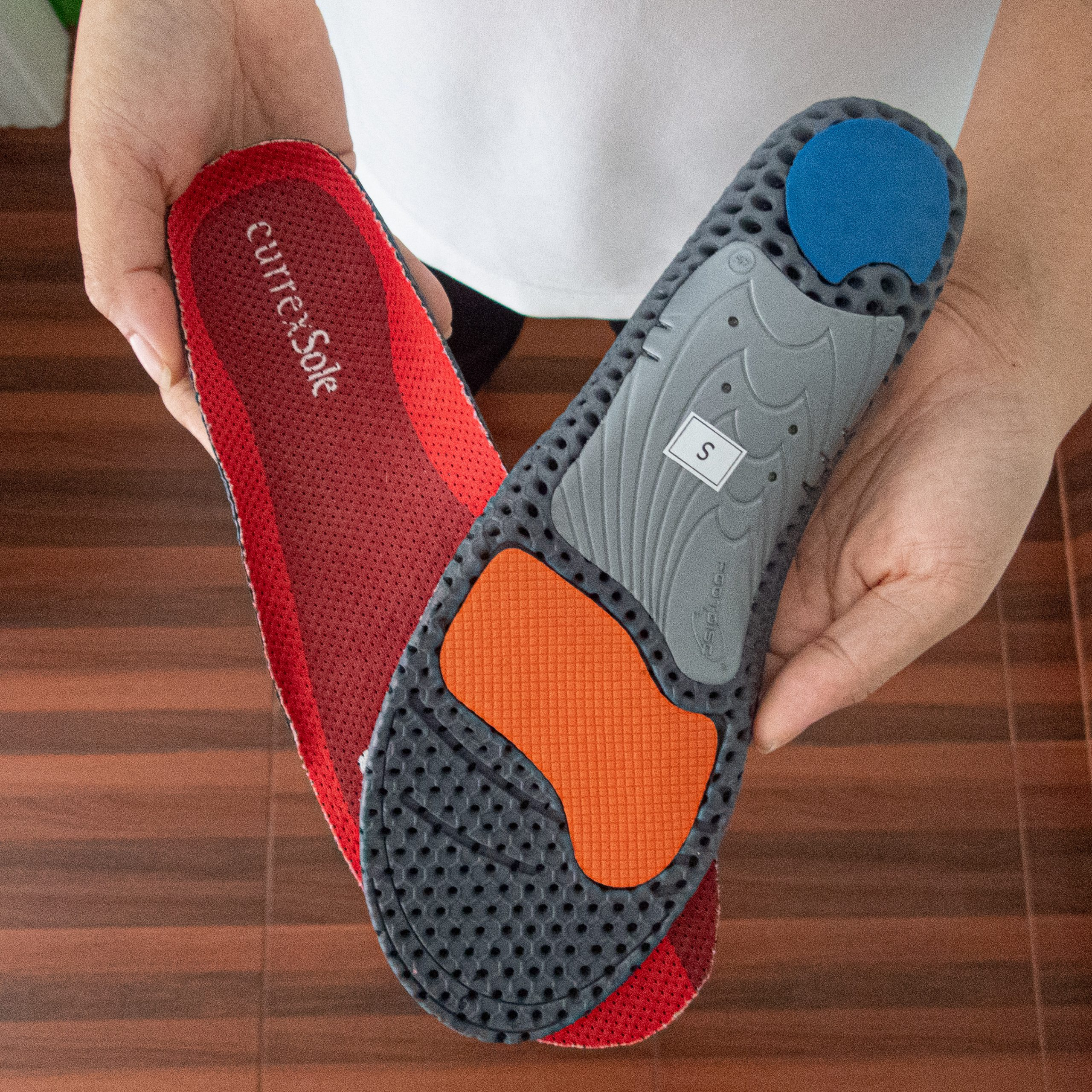 Currex Insoles at Be Well