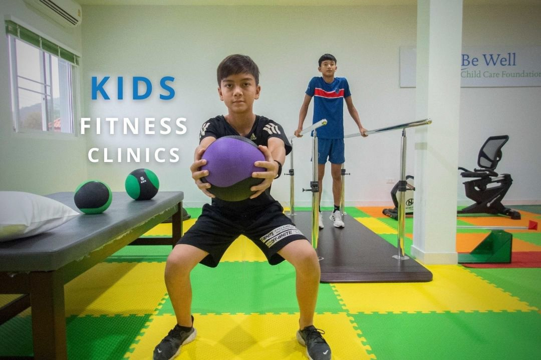 Mobility & Fitness Clinics : Getting Kids Active