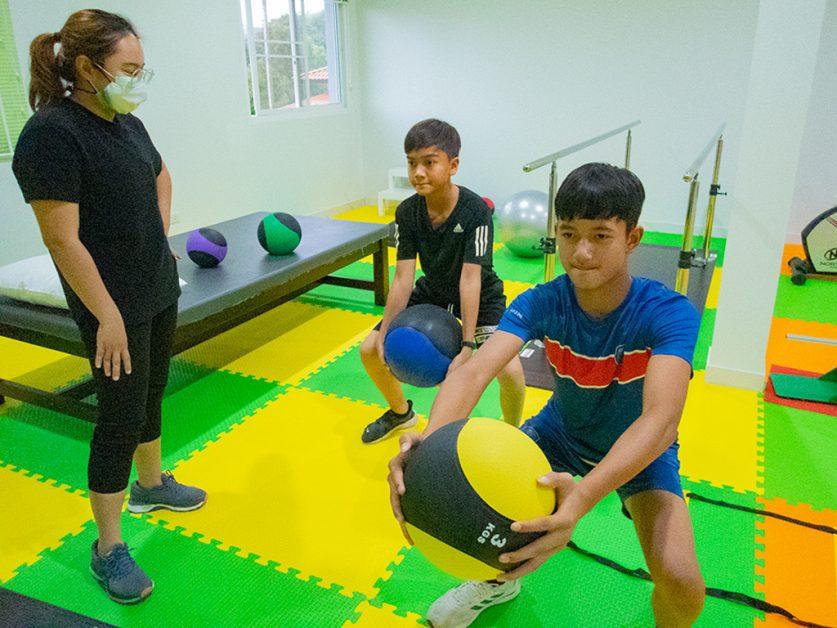 Strength & Mobility Training